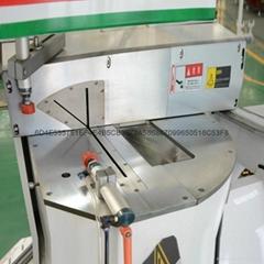 铝幕型材重型数控双头切割锯