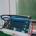 铝幕型材重型数控双头切割锯 3