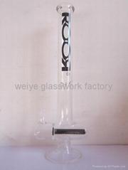 glass bong water pipe bubbler glass pipe
