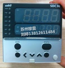 山武温控表C36TR1UA12