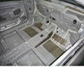 Butyl anti vibration plate 3
