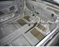 Flame retardant rubber board flame retardant sound insulation pad 5