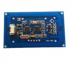 13.56Mhz RFID Reader Module with Inbuilt antenna- Mifare 1K/4K
