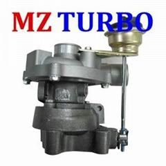 MZ TURBO SALES KKK KP35 54359880002 turbocharger apply for Clio Kangoo