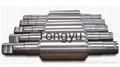 Hydraulic Press Forged Steel Shaft 2000mm OD ASTM A388 EN10228 Standard 1
