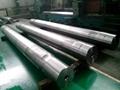 Hydraulic Press Forged Steel Shaft 2000mm OD ASTM A388 EN10228 Standard 2