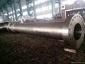 hydraulic turbine shaft Custom 20SiMn