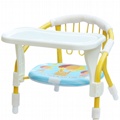 Detachable Multi-function baby chair for kids feeding dining eating