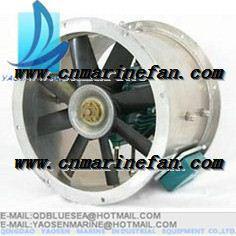 JCZ Series Marine axial fan 1
