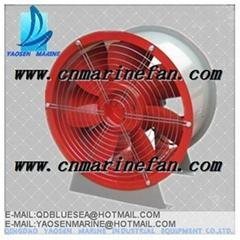 T35 Industrial axial fan exhaust fan