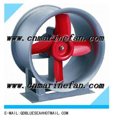 T35 Industrial axial fan exhaust fan 5