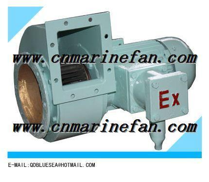 CBL Marine explosion-proof centrifugal fan 4