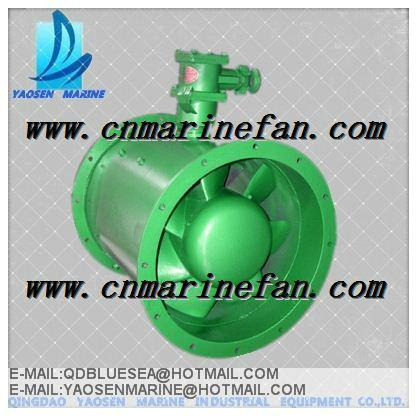 CBZ Ship explosion-proof blower fan 3