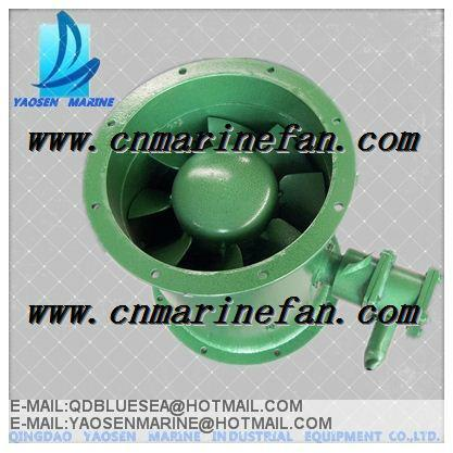 CBZ Ship explosion-proof blower fan 1