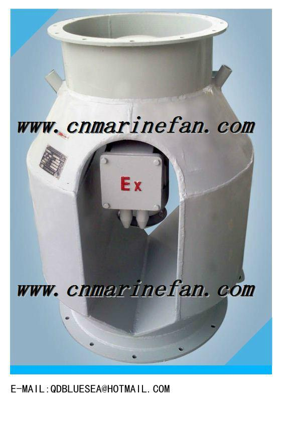 CBZ Ship explosion-proof blower fan 5