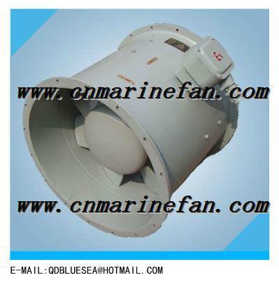 CBZ Marine Explosion-proof axial flow fan 3