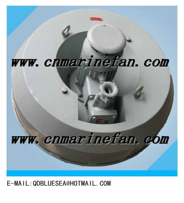CBZ Marine Explosion-proof axial flow fan 5