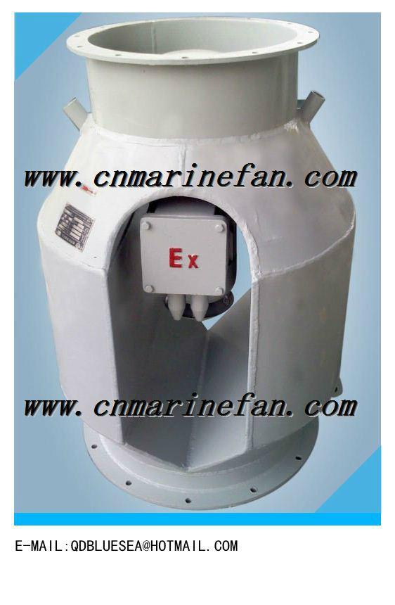 CBZ Marine Explosion-proof axial flow fan 1