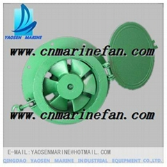 CWZ Marine small sized axial fan,exhaust fan