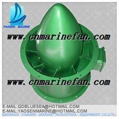 CLZ Marine axial flow ventilator