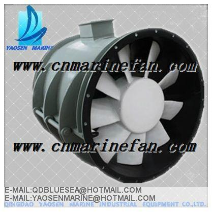 JCZ Marine Axial fan Exhaust fan Ventilation fan 3