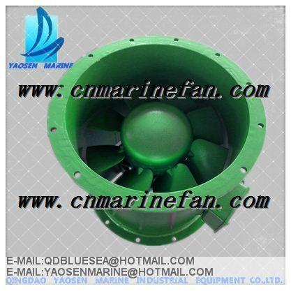 JCZ Marine Axial fan Exhaust fan Ventilation fan 1