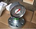 泥浆泵抗震压力表