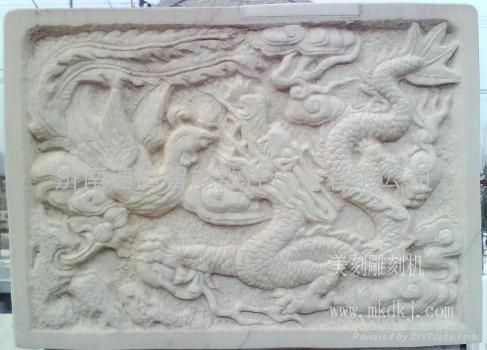 標準型石材雕刻機MK-1318S 3