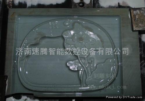 石材硯台雕刻機 4