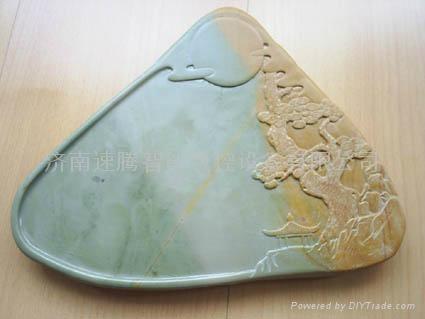 石材硯台雕刻機 5