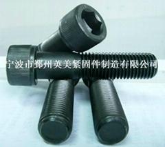 高强度ASTMA574合金钢内六角螺栓
