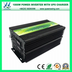 UPS 1000W Power Inverter with Charger & Digital Display (QW-M1000UPS)