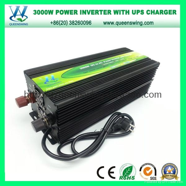 3000W DC to AC Power Inverter with UPS Charger (QW-M3000UPS) 2