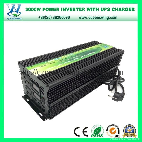 3000W DC to AC Power Inverter with UPS Charger (QW-M3000UPS) 3