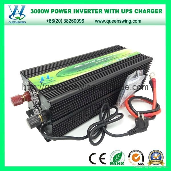 3000W DC to AC Power Inverter with UPS Charger (QW-M3000UPS) 4