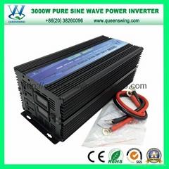 3000W DC to AC Pure Sine Wave Power Inverter (QW-P3000)