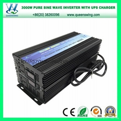 3000W UPS Pure Sine Wave Power Inverter with Charger (QW-P3000UPS)