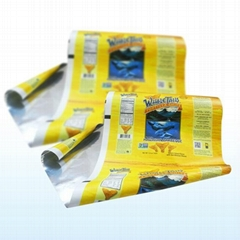 Soft Heating roll film-Use for Auto packaging film