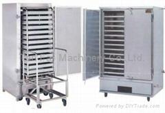 Gas Steamer Cabinet