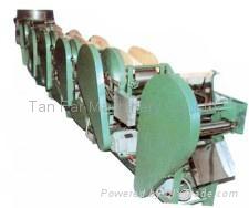 TANFAR 5set roller-cutter&flour spreader noodles machine