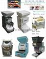多款全新以及二手日本制寿司机械