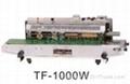 天发TF100系列墨轮印字封口
