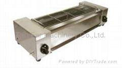 紅外線無煙燒烤爐(燃氣)