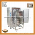 automatic electric steamer cabinet/one door electric steamer for sale 1