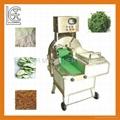 葉莖類切菜機