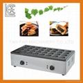 天發熱出售32-hold電動臺式紅豆餅機