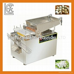 Quail*Bird Egg Decorticating  machine Assembly