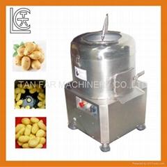 天發自動土豆、馬鈴薯脫皮機