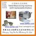 TANFAR Table meat slicing machine