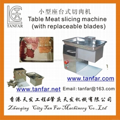 TANFAR Table meat slicing machine